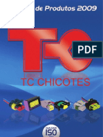 Tc Chicotes Catalogo 2009