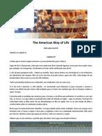 The American Way of Life 5 - Adendo
