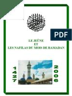 Les Zikrs Du Ramadan