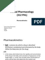 Dental Pharmacology -1