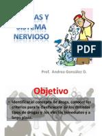 Drogas y Sistema Nervioso