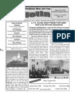 Azl West Preby Ktp Meet 2011 Bulletin