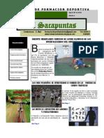 SACAPUNTAS 4 EDICION