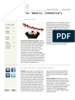 FX Weekly Commentary Aug 21 - Aug 27 2011 Elite Global Trading