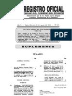 Ley del Deporte, Educación Física y Recreación (Definitiva)