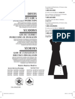 LG Dryer - Owner Manual