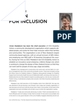 Vivien Maidaborn – Action for Inclusion