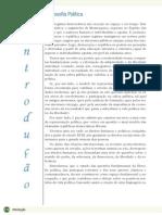 Filosofia Política 01 Em Busca Da Essencia Do Politico