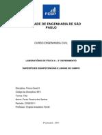 Relatório de Física - 2 Semestre 2011