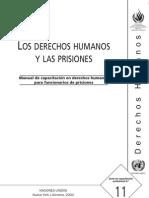 Manual Para Las des en Prisiones