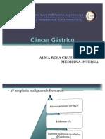 Medicina Interna CA Gastrico