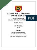 lawatan pendidikan khas ke putrajaya 2011