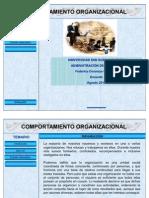 Comportamiento Organizacional V.1.0