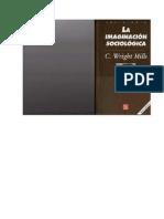 LA IMAGINACIÓN SOCIOLÓGICA-MILLS-CAP. 1-PARTE 1