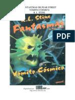 Stine R L - Fantasmas 8 - Vomito Cosmico