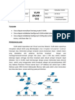2 VLAN (DLINK - CLI)