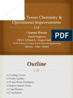 Cooling Tower Chemistry and Performance Improvement