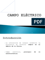Clases 02 (Campo Electrico)