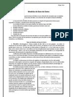 Modelos de Base de Datos