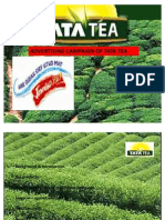 Advertising Campaign (Tata Tea, Jaago Re) {Pradipta Kumar Ghosh & Meenakshi Devi}