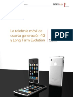La Telefonia Movil de Cuarta Generacion 4G y Long Term Evolution
