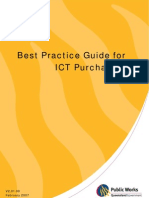 Best Practice Guide for ICT Procurement