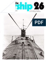Warship Profile 26 Rubis Free French Submarine
