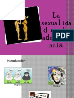 La Sexual Id Ad en La Adolescencia - Copia