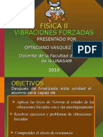 VIBRACIONES FORZADAS OPTA 2010