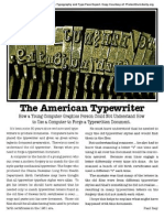 Obama Birth Certificate Forgery Analysis by by Paul Irey - American Typwriter