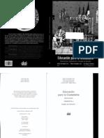 Educacion Para La Ciudadania de Fernandez Liria