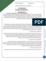 METODOS DE DISEÑO   MTM  UDJMD unidad 3