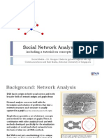 CaoHoc Social Network Analysis NUS