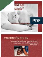 2. Valoracion Del Rn