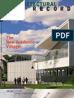 Architectural Record 2004-08