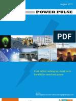 IDBI Power Sector 19Aug11