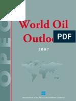 World Oil Outlook Opec