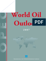 World Oil Outlook Opec