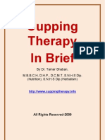 Cupping Therapy in Brief by Shuaib Suria