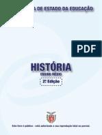 Apostila SEED História