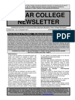 Podar College Nawalgarh Jhunjhunu Shekhawati Newsletter 15 August 2011 (1)