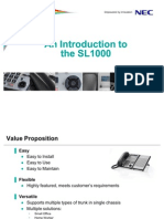 SL1000 Channel Introduction 1.1-REVISED