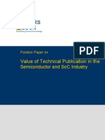 TWB Position Paper SoC Semiconductor Industry