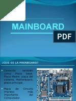 Mainboard WCR