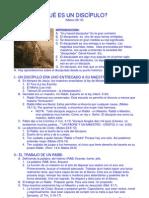 10- Que Es Un Discipulo PDF