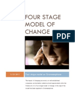 Four Stage Model
