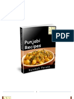 Recipes north indian pdf vegetarian