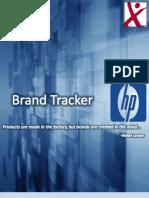HP Brand Identity