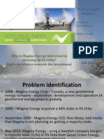 Term Project Magma Energy Group C