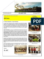 RCBKS Bulletin Vol 20 No 07